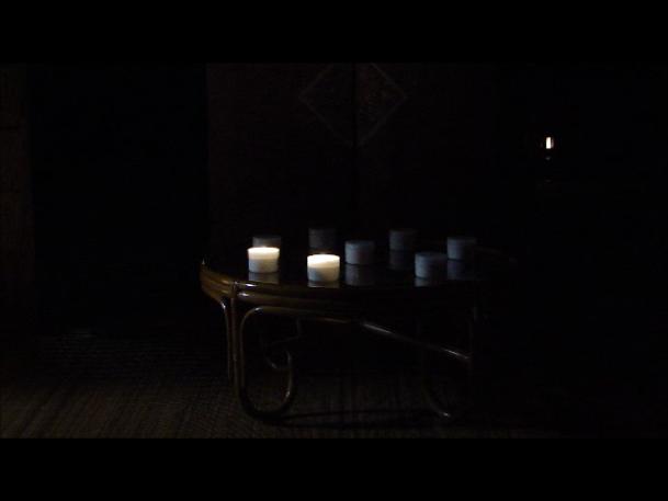 ミュージアムkiwami 消灯