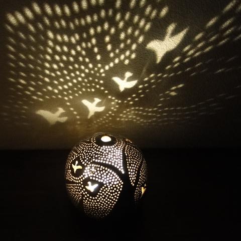 乾電池式LEDライト 螢の華 かぐやバナー05