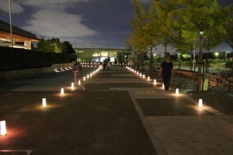 東大阪市民美術センター ナイトミュージアム03