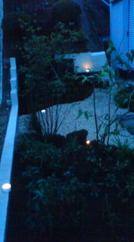 田代亭ガーデンライト01