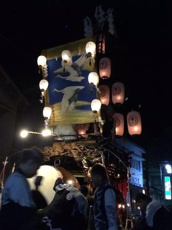 桑名の石取祭