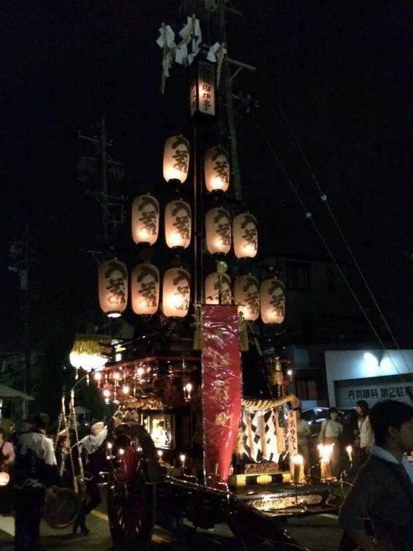 桑名石取祭 入江葭町01