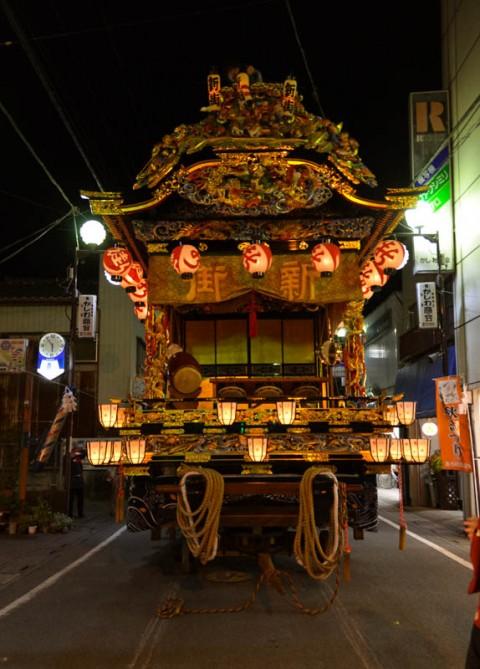 武州の「児玉秋祭り」01
