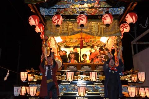 武州の「児玉秋祭り」02