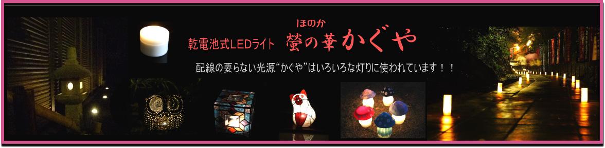 螢の華イベントランプ画像