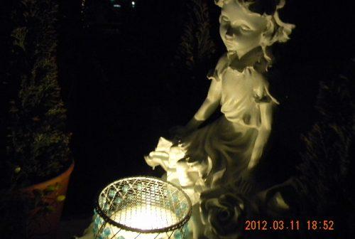木本邸 ガーデンライト06