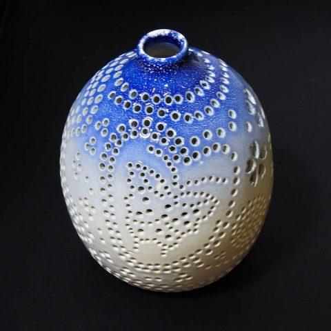 螢の華 陶明かり灯り2001