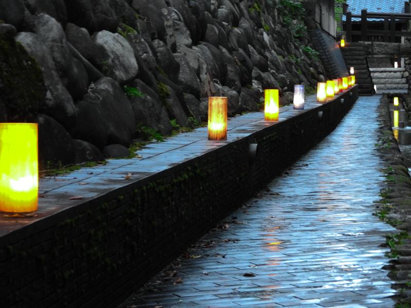 勝山灯り祭り02