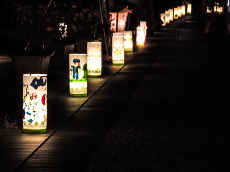 勝山灯り祭り08