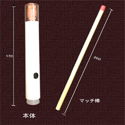 ロウソク灯り 電池2本バナ-01