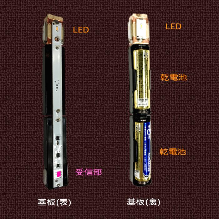 ロウソク灯り 電池2本バナ-02