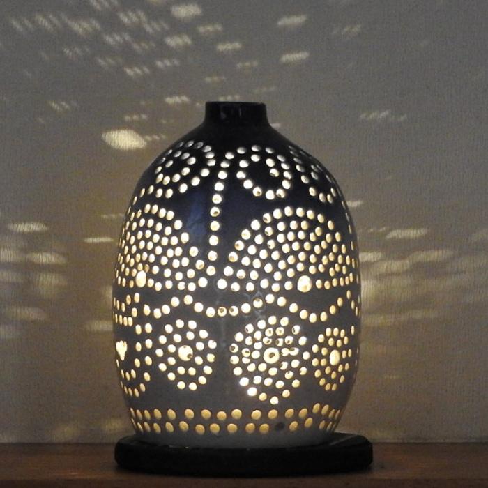 陶灯り3003