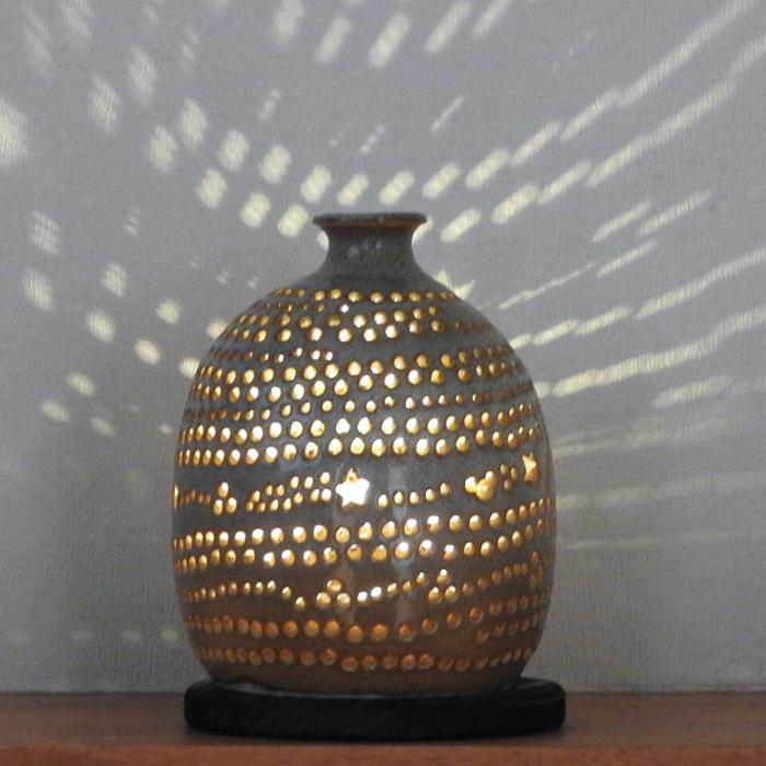 陶灯り3007