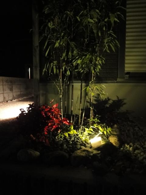 安田邸ガーデンライト